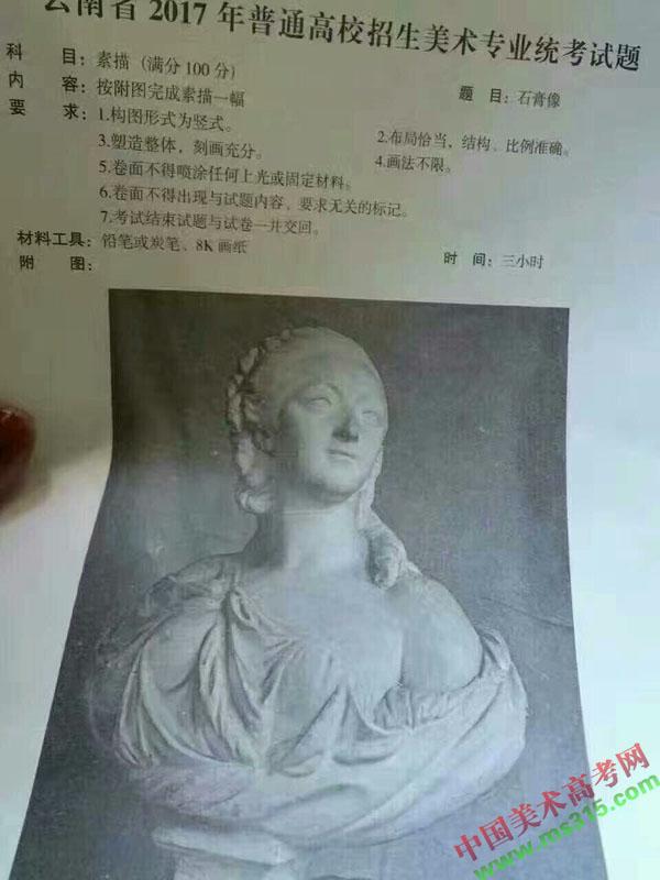 云南美术联考素描石膏像.jpg