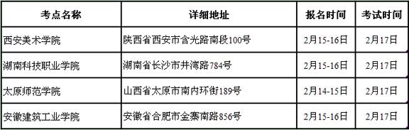 山东工艺美术学院官网_山东工艺美术学院2011年专业考试省外考点报名,考试时间